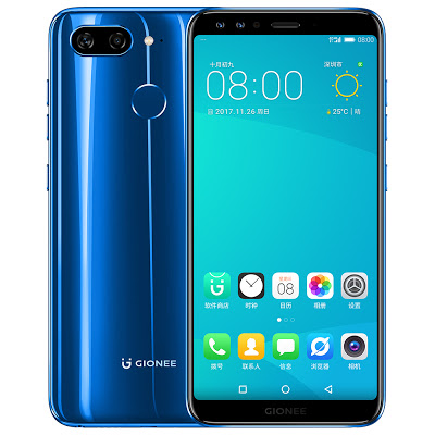 Gionee F6, Gionee F205 & Gionee Steel 3 Launched: Trio Complete FullView Lineup