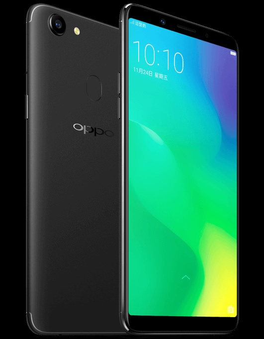 OPPO A79-official-black