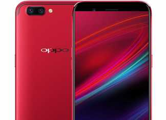 Oppo F5 6GB Red