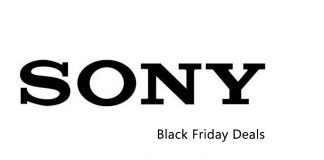 Sony Black Friday Deals