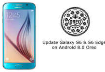 How to update Samsung Galaxy S6 and S6 Edge to Android Oreo
