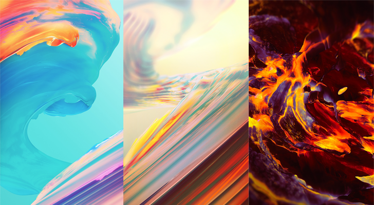 Download Ultra High Resolution Oneplus 5t Stock Wallpapers Are Here