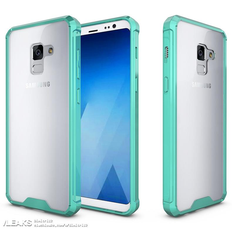 Samsung galaxy a7 2018 and galaxy a5 2018 from all for Galaxy maker