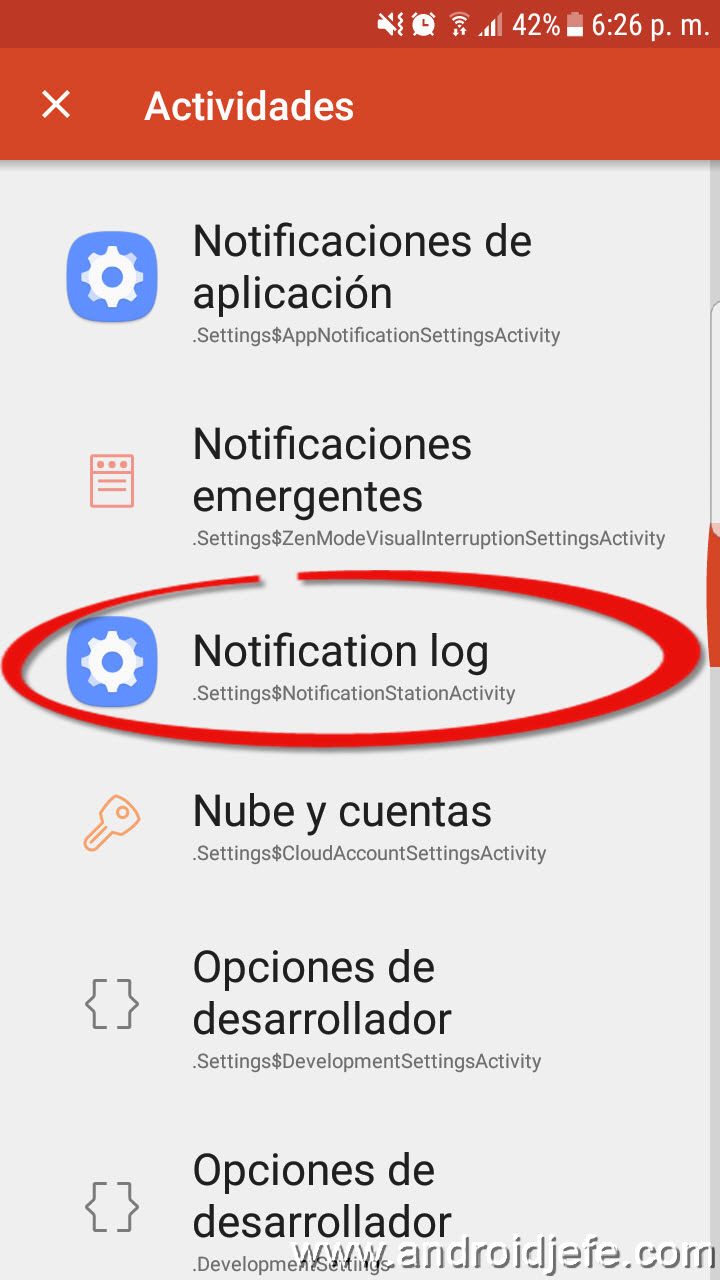recuperar-mensajes-eliminados-whatsapp-nova-launcher-3 How to read deleted WhatsApp messages
