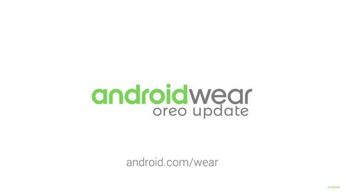 Android Wear devices list to get Oreo Update
