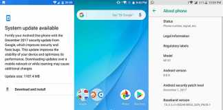 Android O 7.12.29