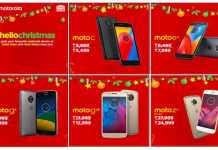 motorola india christmas sale