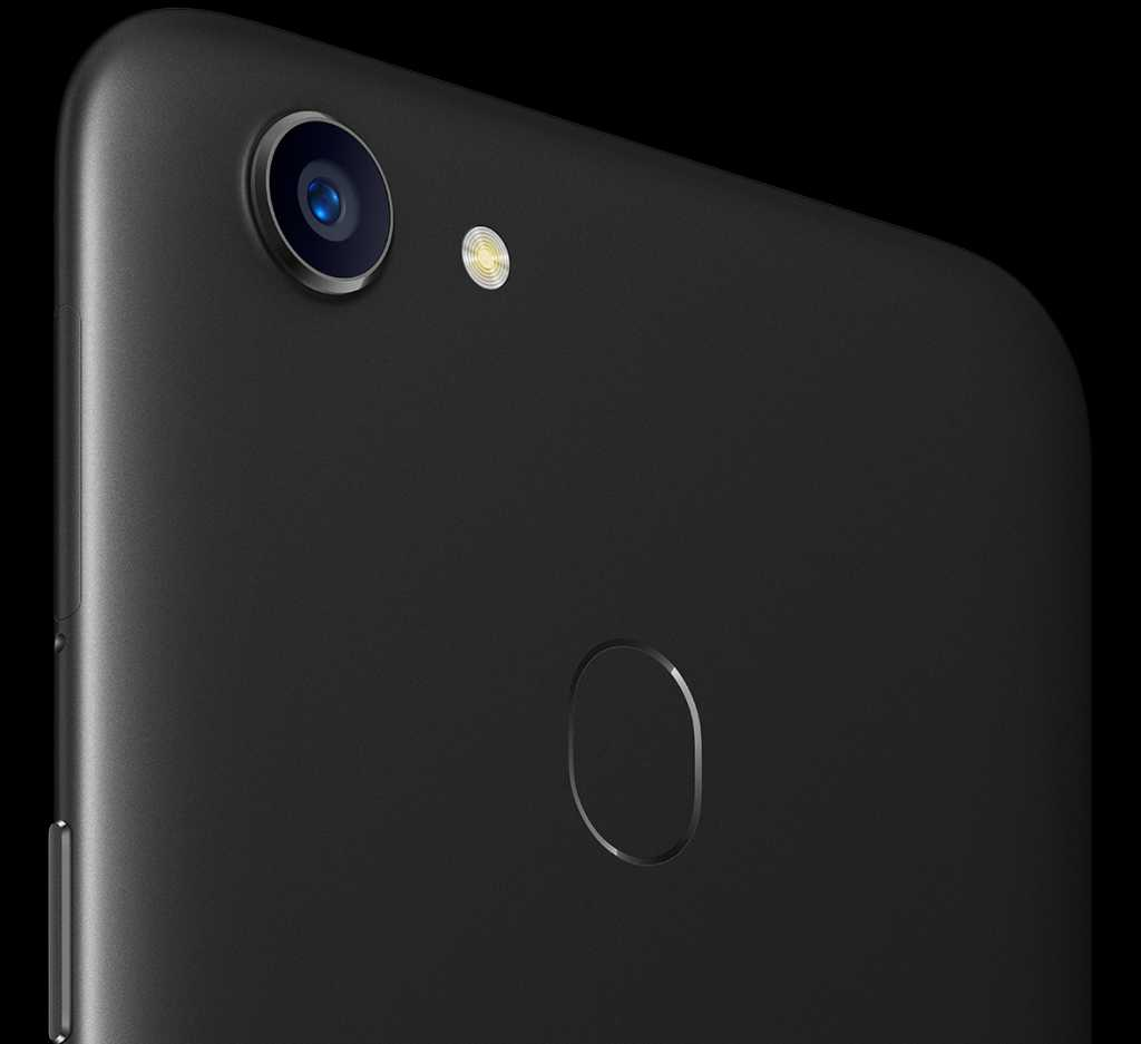 Oppo F5 Youth design