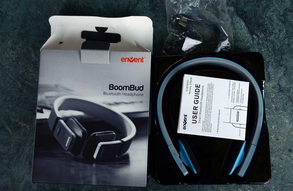 Envent BoomBud Box