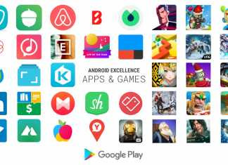 Google Play Store Editor's Choice Apps 2018