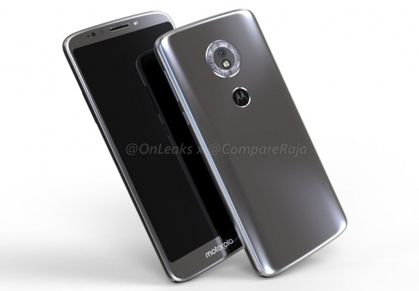 Moto G6 Play Leak Render 01