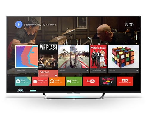 google app android tv update