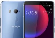 HTC U11 Eyes blue