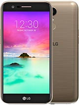 LG X4+ front and back