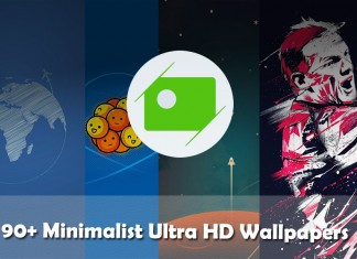 minimalist ultra hd wallpapers