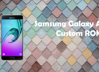 best custom roms for galaxy a5 2017
