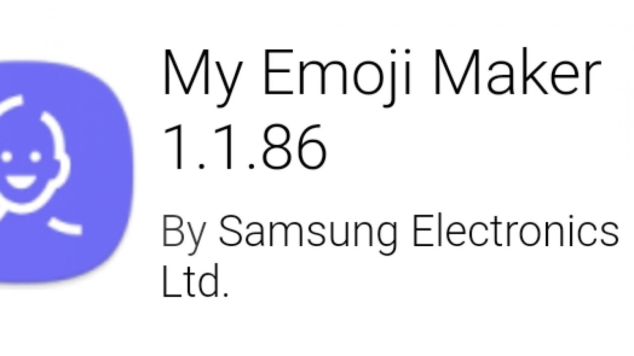 Samsung Galaxy S9 My Emoji Maker Apk Now Available For Download Goandroid