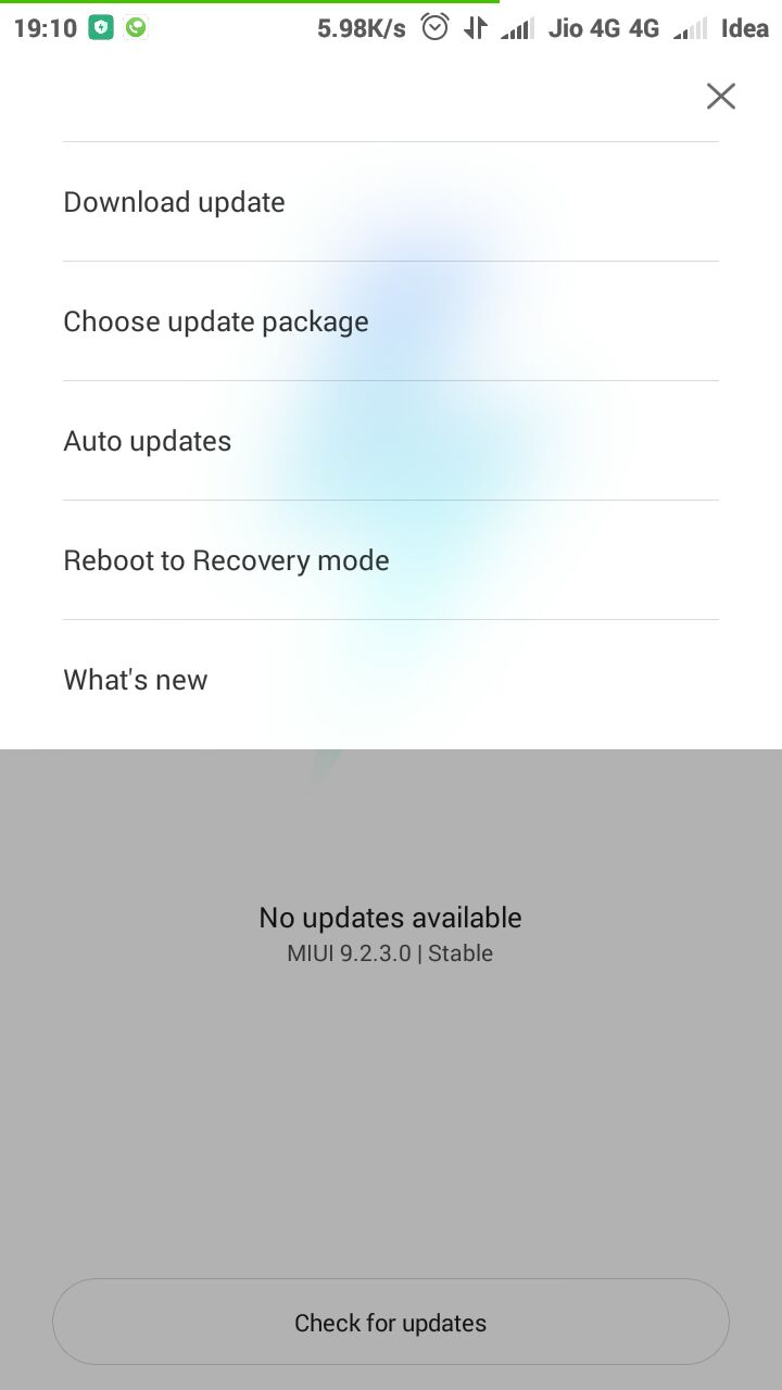 install stock rom on xiaomi redmi note 5 pro