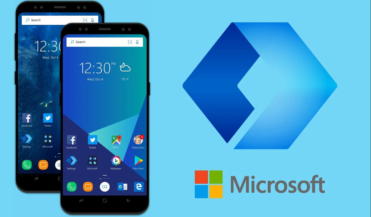 Microsoft Launcher Beta V4.7 adds support for Scrolling