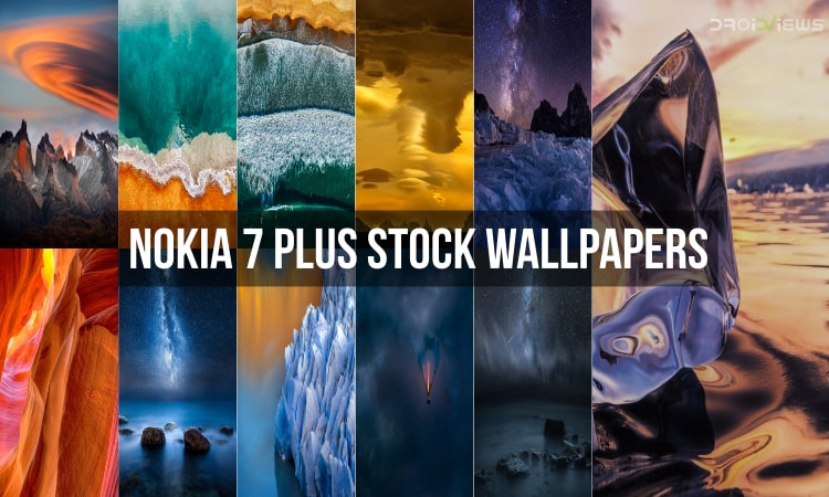 Nokia 7 Wallpapers: Download Nokia 7 Plus Stock Wallpapers For Free