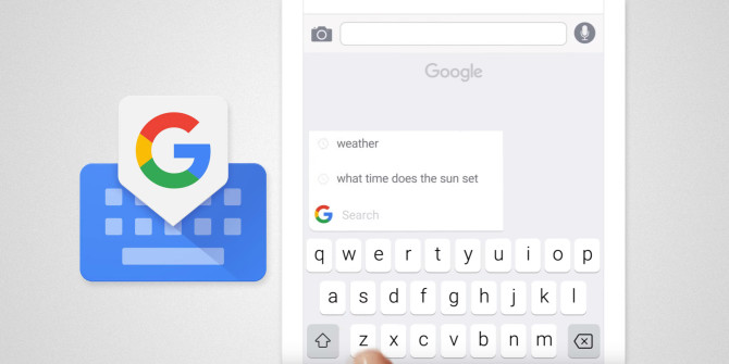 How to Change Sounds, Vibration, Theme on the Google Gboard