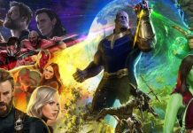 OnePlus 6 Avengers Infinity War limited-edition