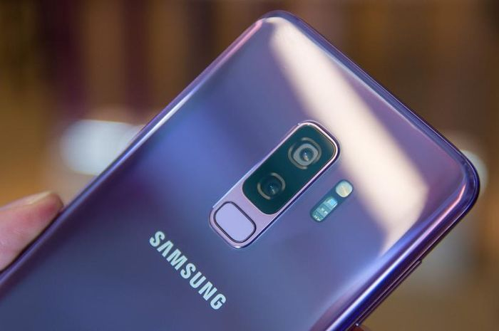 Galaxy S9 April Security Patch