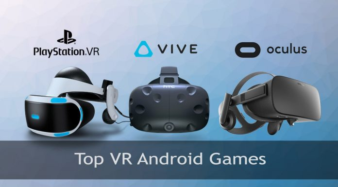 Top VR Android Games