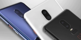 Oneplus 6 pop up events