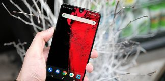Android P Developer preview on Essential Phone