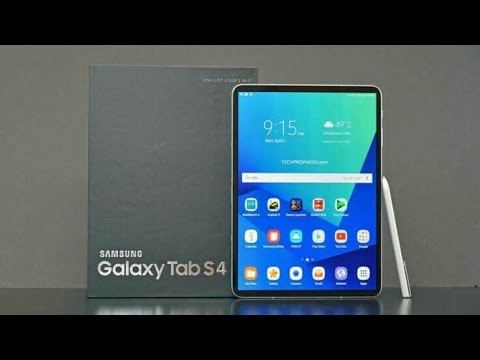 Galaxy Note 9 and Tab S4