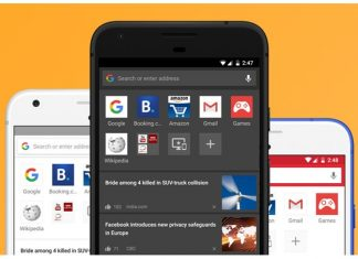 Opera for Android Update