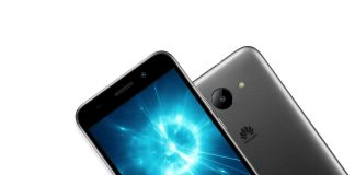 Huawei Y3 2018 Android Go