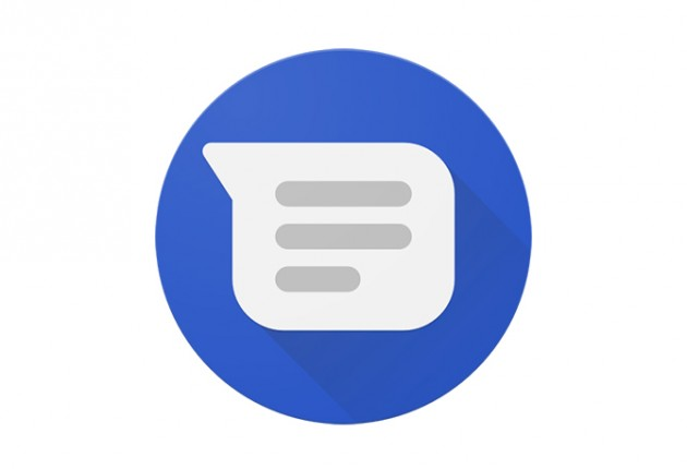 enable Android Messages App Material theme