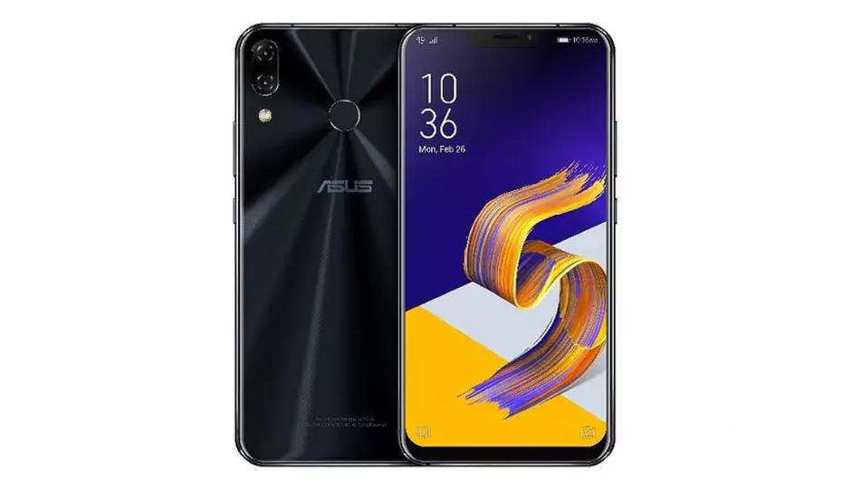 Asus Zenfone 5z snapdragon 845 soc phones list