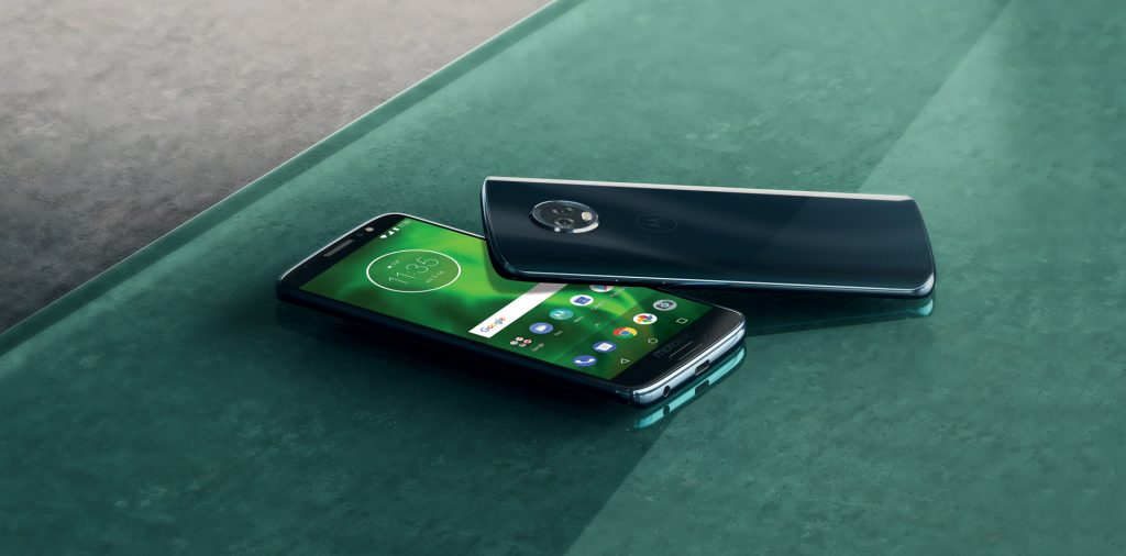 Moto G6 and G6 Play