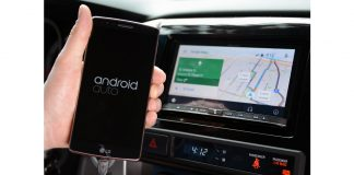 google maps on android auto