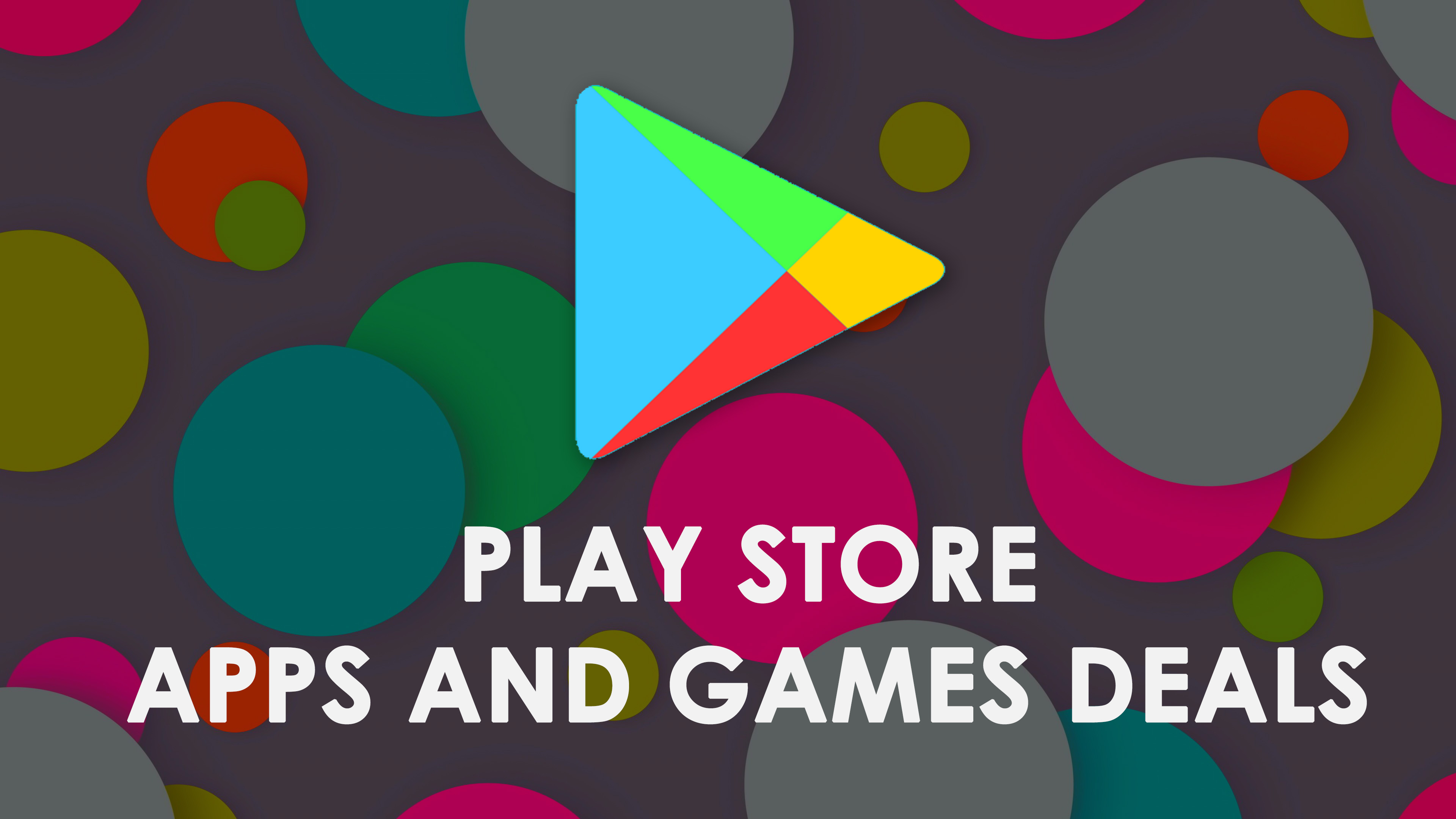 play store apps and games deals