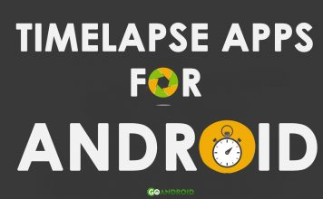 time lapse apps for android