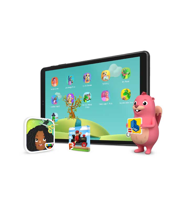 Galaxy Tab A 10.5' for Kids
