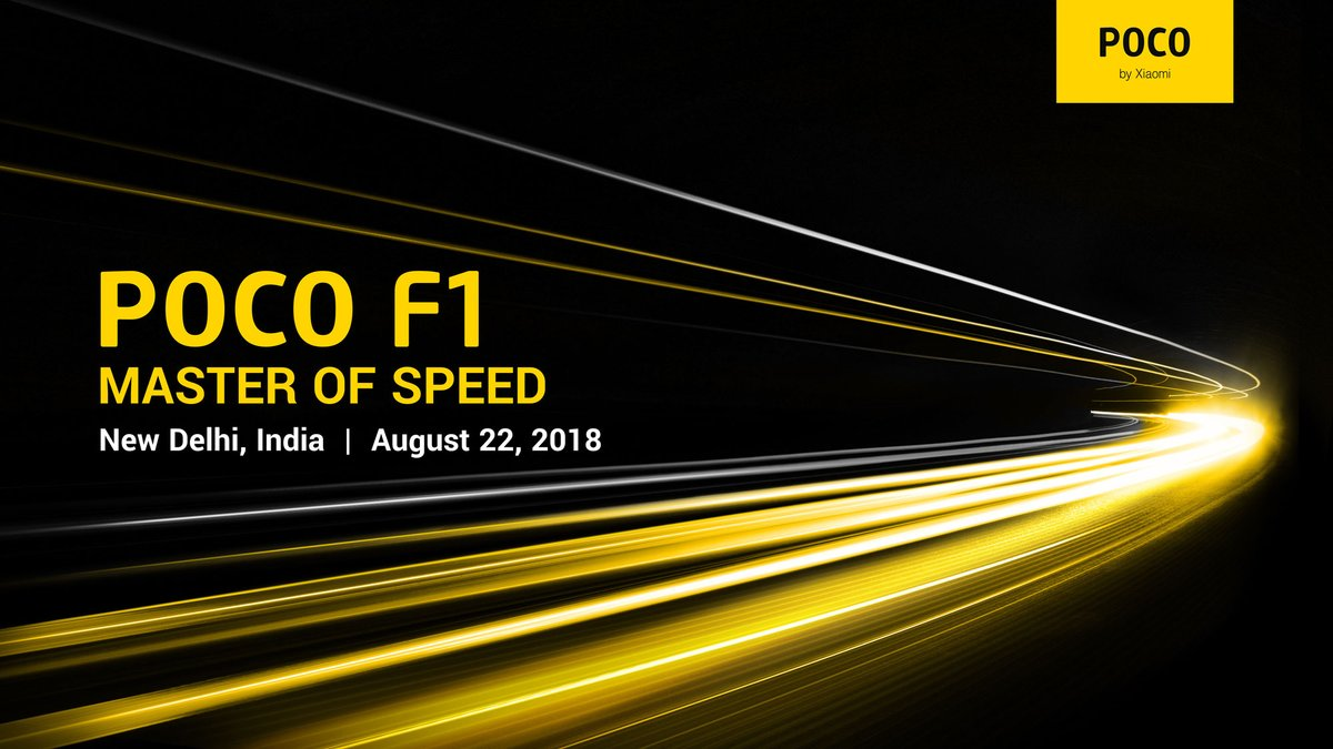 Download Pocophone F1 Wallpapers And Launcher Goandroid