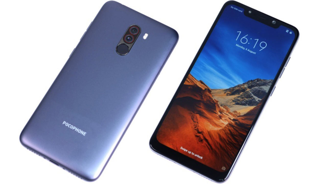 Xiaomi Pocophone F1 Color And Storage Variants Leaked Online By 6gb 64gb Some Images Of The Upcoming Has Appeared Recently Basic Specifications Device Are Out Now On Paper It Shares A Lot