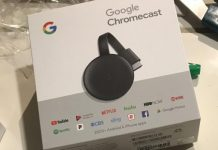 google chromecast 3rd edition