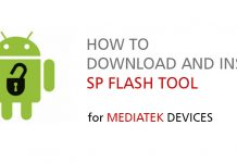 How to download and install Sp Flash Tool