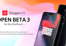 oneplus 6 oxygen os open beta