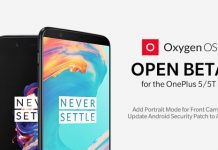 OxygenOS Open Beta 18
