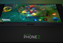 Razer Phone 2 leaks