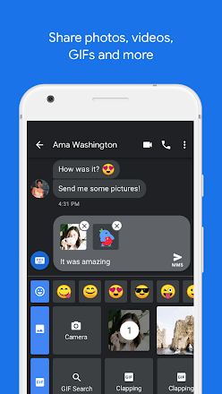 Android Messages 3.6