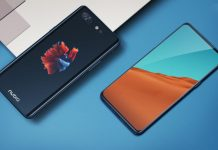 Nubia X with dual screens