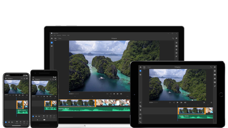 Adobe shows off 'real' Photoshop on iPad